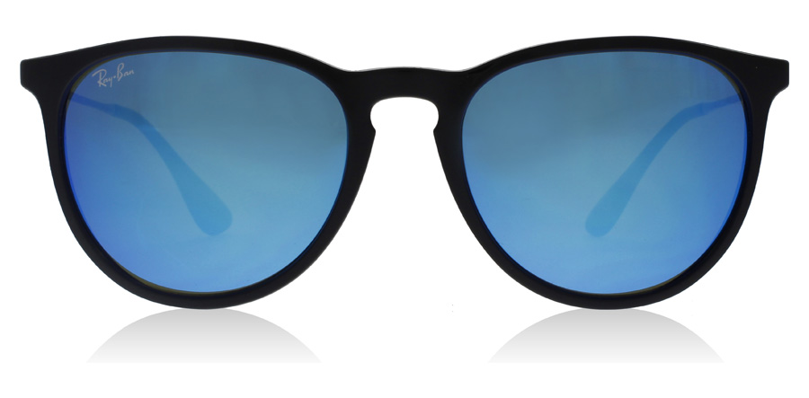 Ray-Ban Erika RB4171 Noir 601/55 54mm