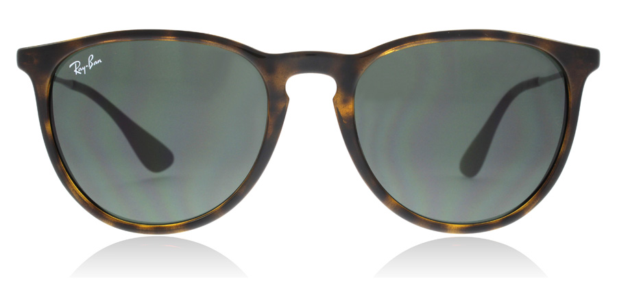 Ray-Ban Erika RB4171 Tortoise / Bronze 710/71 54mm
