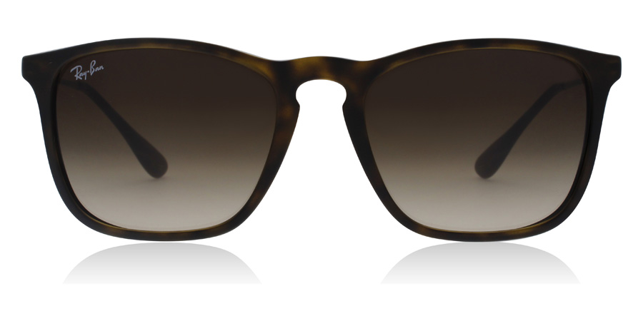 Ray-Ban RB4187 4187 Chris Écaille 856/13 54mm