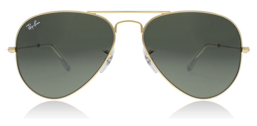 Ray-Ban RB3025 Doré W3234 55mm