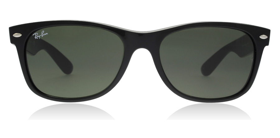 Ray-Ban RB2132 New Wayfarer Noir 901 52mm