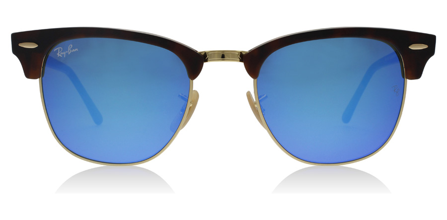 Ray-Ban Clubmaster RB3016 Écaille 114517 49mm
