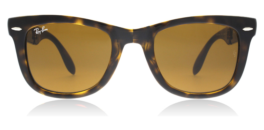 Ray-Ban RB4105 Folding Havane Clair / Cristal 710 50mm