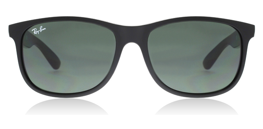 Ray-Ban Andy RB4202 Noir Mat 606971 55mm