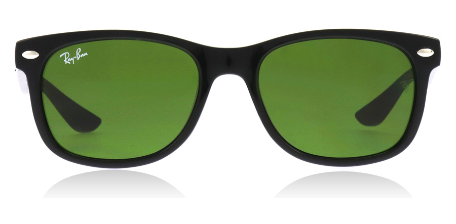 Ray-Ban Junior RJ9052S Age 8-12 Years Noir 100/2 47mm