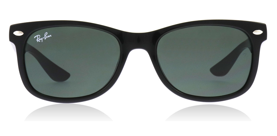 Ray-Ban Junior RJ9052S Age 8-12 Years Noir 100/71 47mm