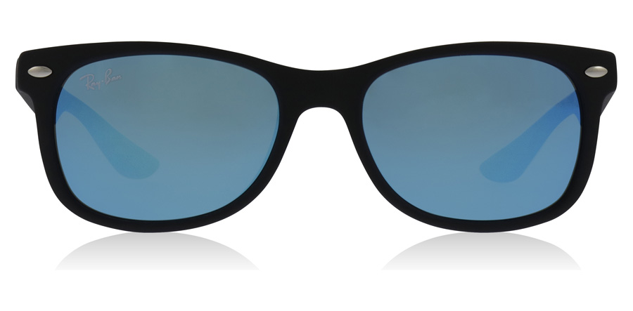 Ray-Ban Junior RJ9052S Age 8-12 Years Noir 100S55 47mm