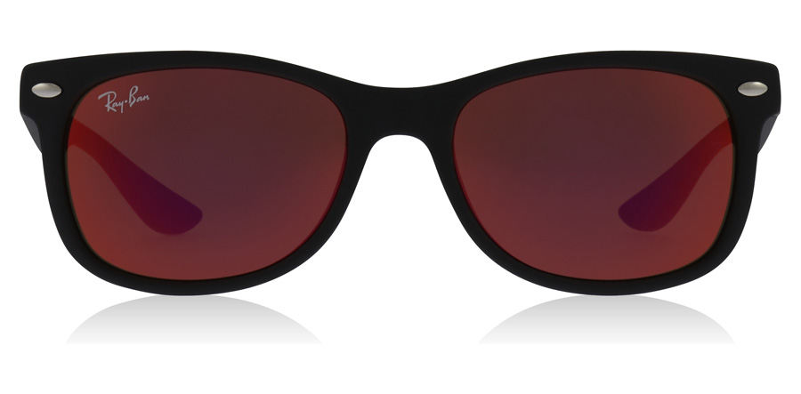 Ray-Ban Junior RJ9052S Age 8-12 Years Noir 100S6Q 47mm