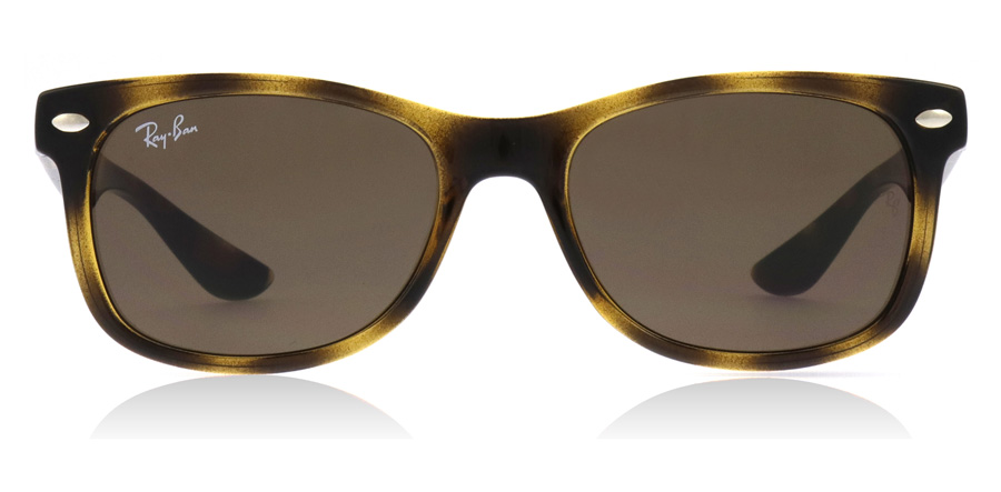 Ray-Ban Junior RJ9052S Age 8-12 Years Écaille de tortue 152/73 47mm