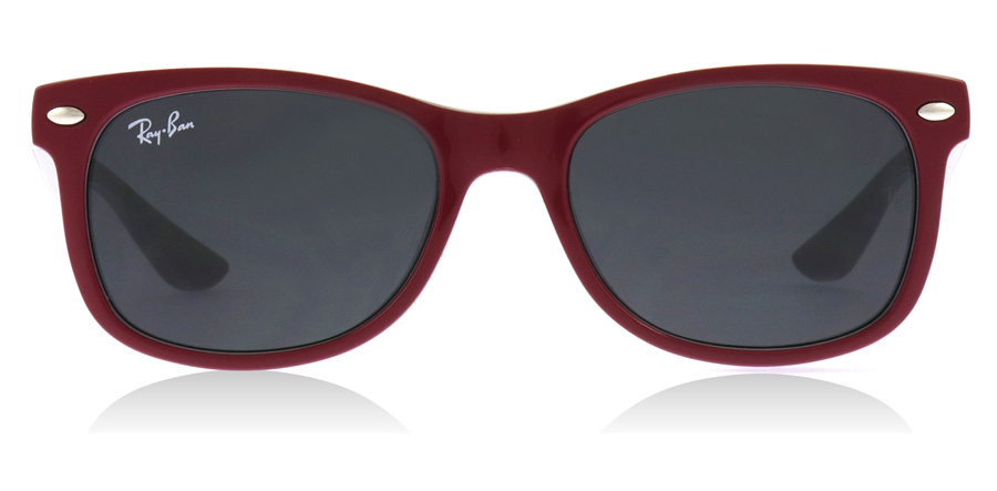 Ray-Ban Junior RJ9052S Age 8-12 Years Rouge Fuchsia / Gris 177/87 47mm