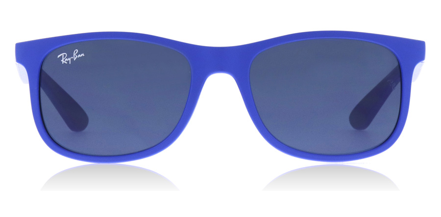 Ray-Ban Junior RJ9062S Age 12-15 Years Bleu 701780 48mm