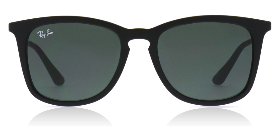 Ray-Ban Junior RJ9063S Age 8-12 Years Noir Caoutchouc 700571 48mm