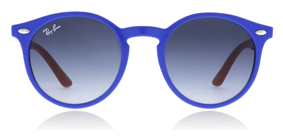 Ray-Ban Junior RJ9064S Age 8-12 Years Bleu 7020/4L 44mm
