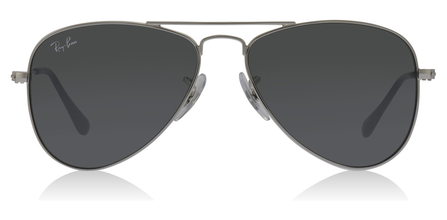 Ray-Ban Junior RJ9506S 4-8 Years Argenté 212/6G 50mm