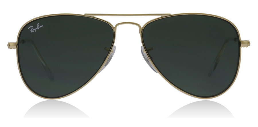 Ray-Ban Junior RJ9506S Age 4-8 Years Doré 223/71 50mm