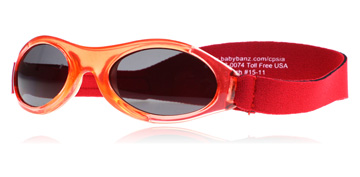 Baby Banz Adventure 0-2 Years Rouge