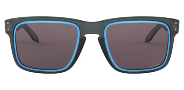 Oakley OO9102 Noir mat transparent