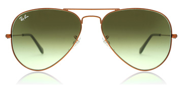 Ray-Ban RB3025 Bronze Brillant