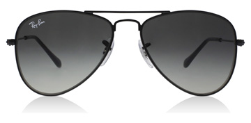 Ray-Ban Junior RJ9506S Age 4-8 Years Noir Brillant