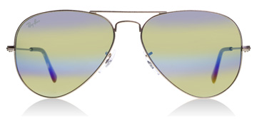 Ray-Ban RB3025 Bonze Clair Méallique