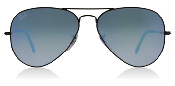 Ray-Ban RB3025 Noir brillant