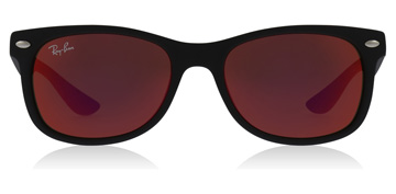 Ray-Ban Junior RJ9052S Age 8-12 Years Noir