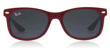 Ray-Ban Junior RJ9052S Age 8-12 Years Rouge Fuchsia / Gris
