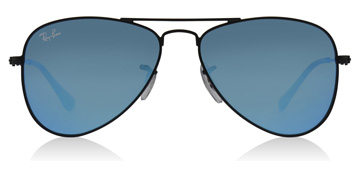 Ray-Ban Junior RJ9506S Age 4-8 Years Noir