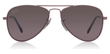 Ray-Ban Junior RJ9506S Age 4-8 Years Rose