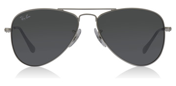 Ray-Ban Junior RJ9506S Age 4-8 Years Argenté